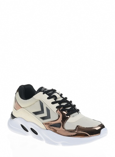 Hummel Unisex Browst Sneakers 207908-9804 Beyaz